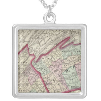 Cumberland, Franklin, Adams counties Personalized Necklace