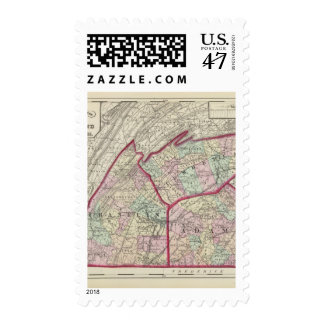 Cumberland, Franklin, Adams counties Stamp