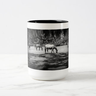 Cumberland in Black Two-Tone Coffee Mug