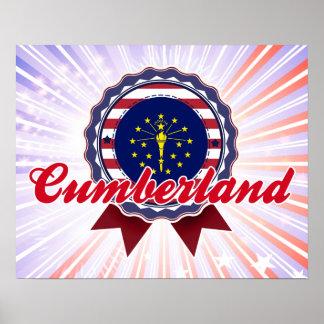 Cumberland, IN Poster