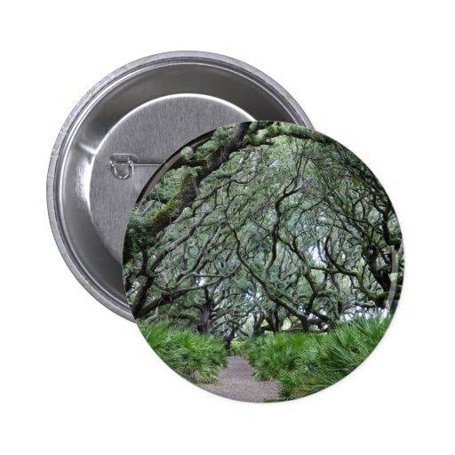Cumberland Island 2 Inch Round Button