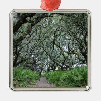 Cumberland Island Metal Ornament