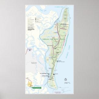 Cumberland Island National Seashore Print