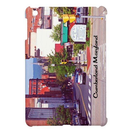 Cumberland Maryland iPad Mini Case