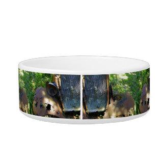 Cumberland Rust 3 Pet Food Bowl