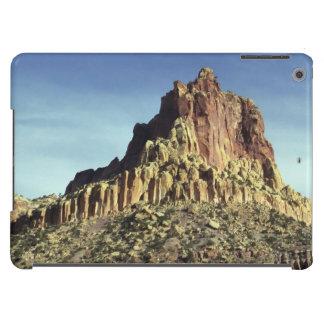 Cumbre de la montaña de la roca funda para iPad air