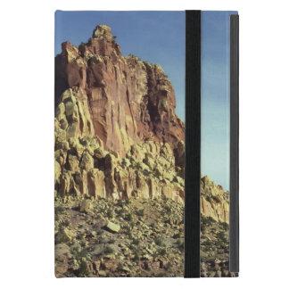 Cumbre de la montaña de la roca iPad mini protectores