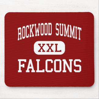 Cumbre de Rockwood - Falcons - alta - Fenton Misso Tapete De Ratones