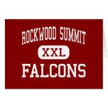 Cumbre de Rockwood - Falcons - alta - Fenton Misso Felicitacion
