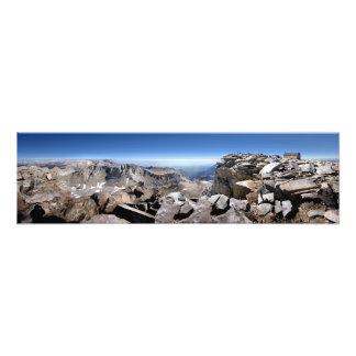Cumbre del Mt Whitney - rastro de John Muir Fotografías