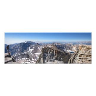 Cumbre del Mt Whitney - rastro de John Muir - Fotografías