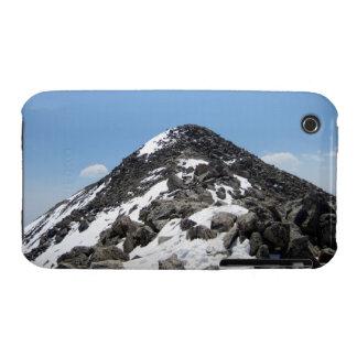 Cumbre del soporte Yale, Colorado Case-Mate iPhone 3 Protectores