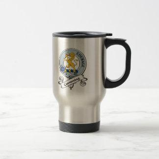 Cumming Clan Badge Travel Mug