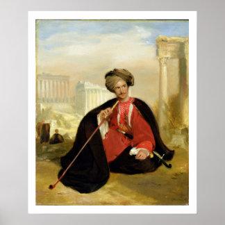 Cumming de Charles Lennox, 1817 (aceite en el pane Posters