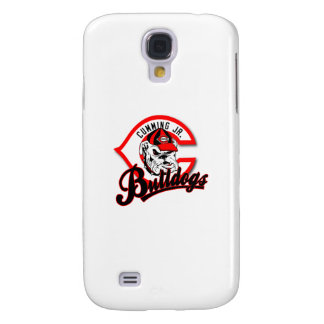 Cumming Jr. Bulldogs Samsung Galaxy S4 Case