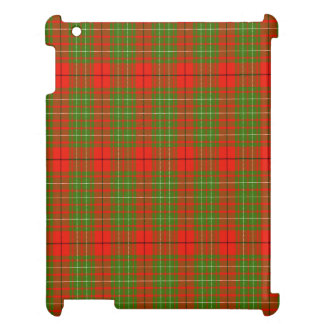 Cumming Scottish Tartan iPad Cover
