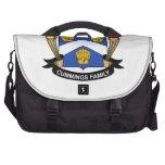 Cummings Family Crest Computer Bag