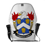 Cummings Family Crest Courier Bag