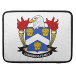 Cummings Family Crest MacBook Pro Sleeve