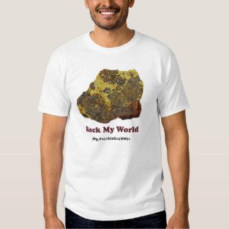 Cummingtonite Rock My World T Shirt
