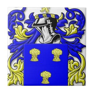 Cummins Coat of Arms Tile