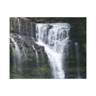 Cummins Waterfalls Canvas Print