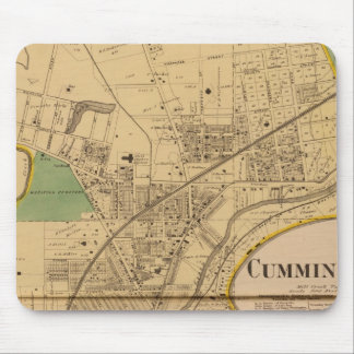 Cumminsville, Ohio Tapete De Raton