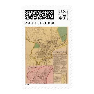 Cumminsville, Ohio Timbre Postal