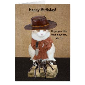 Cumpleaños adaptable de los inocentes tarjeta de felicitación