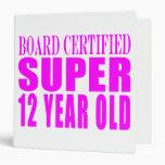 Cumpleaños B. Certified Super de los chicas doce a