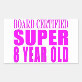 Cumpleaños B. Certified Super de los chicas ocho Rectangular Altavoces