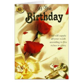 Cumpleaños Card@MOJISOLA A GBADAMOSI OKUBULE Tarjeta De Felicitación