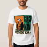 CUMPLEAÑOS CHICA de Cinco de Mayo Camisas
