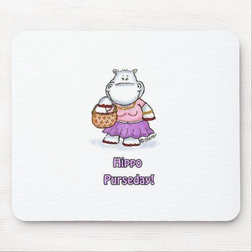 Cumpleaños chistoso para una mujer que tiene gusto alfombrillas de ratones