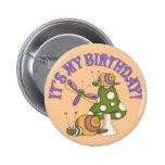 Cumpleaños de Buggylicious Pins