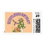 Cumpleaños de Buggylicious Sellos