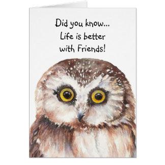 Cumpleaños de encargo del mejor amigo con humor li tarjeta de felicitación