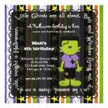 Cumpleaños de Frankenstein de la fórmula de presti Anuncio