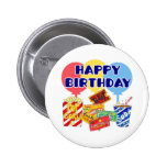 Cumpleaños de la película pin