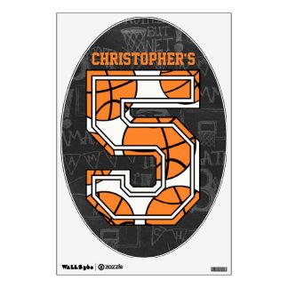 Cumpleaños de la pizarra del baloncesto 5to