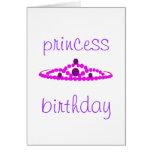 cumpleaños de la princesa felicitaciones