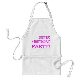 Cumpleaños de las hermanas Hermana + Cumpleaños