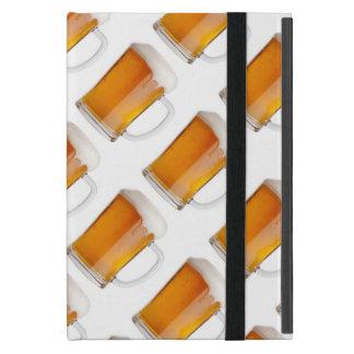 Cumpleaños de las tazas de cerveza de la diversión iPad mini carcasas