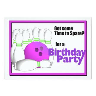 Cumpleaños de los bolos anuncios