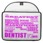 Cumpleaños de los dentistas del chica: Dentista má