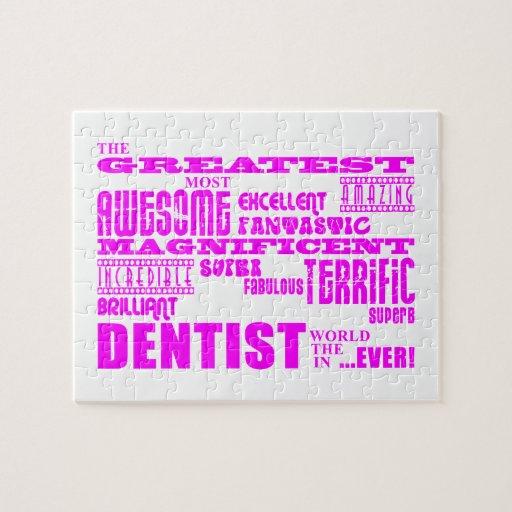 Cumpleaños de los dentistas del chica: Dentista má Puzzle