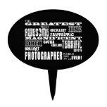 Cumpleaños de los fotógrafos: El fotógrafo más gra Decoración De Tarta