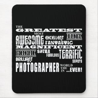 Cumpleaños de los fotógrafos: El fotógrafo más Mouse Pads