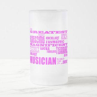 Cumpleaños de los músicos de los chicas Músico má Taza De Café