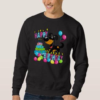 Cumpleaños de los perritos de PEGUI feliz - Bubba Sudadera